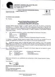 Sample Letter To Dean Malaysia Format Perfect Resume Format