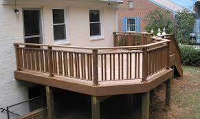 deck railing ideas diy