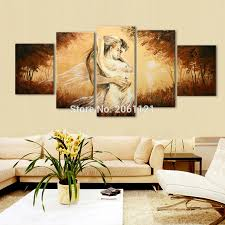Paintings In Living Room Paintings Couples Promotion Shop For Promotional Paintings Couples