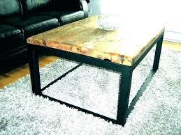 rustic metal coffee table legs industrial style coffee table industrial coffee table legs rustic metal coffee