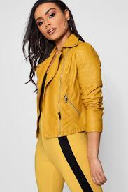 gallery previously sold at boohoo women s biker jackets