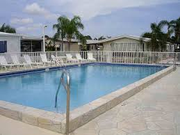 blue skys mobile home park munity pool