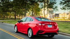 2016 Chevrolet Cruze review and test drive with price, horsepower ...