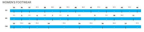 Shimano Shoe Size Chart Shimano Rp4w Spd Sl Womens Road Shoes