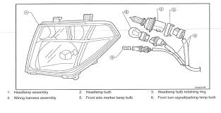 pathfinder headlight wiring harness nissan forum nissan 2008 pathfinder headlight wiring harness