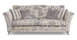 Hogarth Floral 4 Seater Sofa Hogarth Floral Dfs