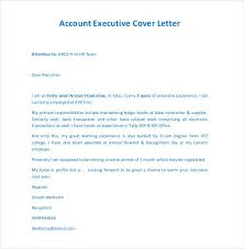 Account Manager Cover Letter Enchanting 44 Free Cover Letter Templates PDF DOC Free Premium Templates