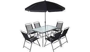 patio table and chairs asda