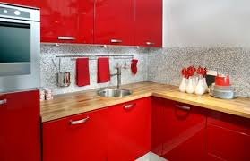 kitchen color decorating ideas. Decorating With Red Excellent Kitchen Colors | THE PROJECT Color Ideas