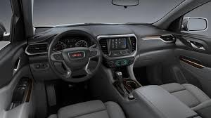 2015 gmc terrain interior cloth. 2018 gmc acadia in dark ash gray premium cloth interior with light accents h81 2015 gmc terrain