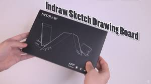 Indraw Sketch Drawing <b>Board</b> Tracing Light Pad with APP <b>Artifact</b> for ...