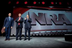 how big is the nra gun group s membership might not be as powerful as it says