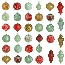 Pearl Wired Christmas Ornaments Rustic Chic Ornaments These Christmas Ornament