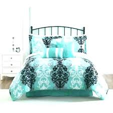 teal and gray bedding toddler