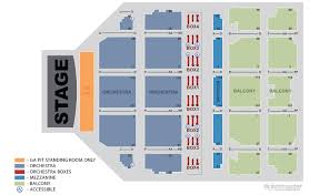 Boston Convention Center Seating Chart Wang Theatre Seating Chart Wang Theatre Boston