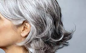 is there a way to reverse grey hair