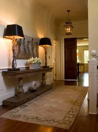 cool-tall-hallway-table-with-big-table-lamp-