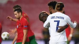 Aktuell bieten wir in unserem flugplan 7 verschiedene strecken ab portugal nach frankreich an. Frankreich Gewinnt Topspiel Gegen Portugal Eurosport
