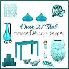 blue home decor accents. Modren Accents Teal Accent Decor  Intended Blue Home Decor Accents E