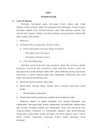 Doc Makalah Perjanjian Sewa Beli Hukum Perikatan Nay Stevani Academia Edu