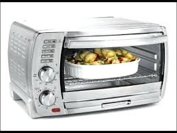 oster stainless steel convection oven two