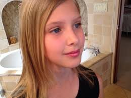 when my tween walks in the bathroom and sees me applying makeup she often asks if she can wear some too