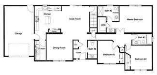 3 bedroom floor plans. Perfect Floor 3 Bedroom 2  Bath Open Modular Floor Plan Created And Designed By Our  Customer In Bedroom Floor Plans S