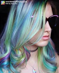 Get More Opal Hair Inspiration Colour