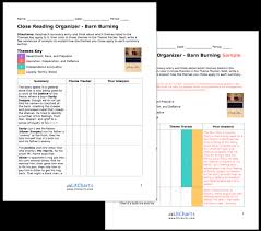 """barn burning summary analysis from the creators of  the teacher edition of the litchart on barn burning """""""