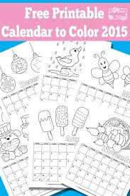 Well, it has been an amazing year around here, and we couldn't be more grateful for all of you. Printable Calendar For Kids 2014 2015 Kids Calendar Coloring Calendar Free Printable Coloring Pages