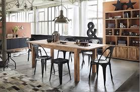 Tavoli Da Pranzo Maison Du Monde : Tavolo da pranzo classico in legno di quercia set