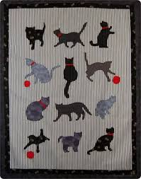 19 best applique images on Pinterest | Cats, Kitty cats and DIY & cat quilt patterns applique - Google Search Adamdwight.com