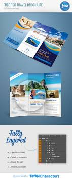 Free Psd Travel Brochure Free Psd Files