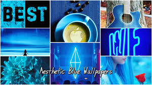 Aesthetic Blue Wallpapers - YouTube