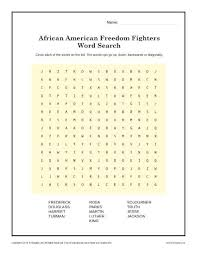 The english phonetic spelling alphabet, explained here, is widely used by military and police organizations. Freedom Fighter S Word Search Black History Month Worksheets