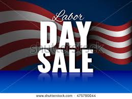 labor day theme happy labor daylabor day sale promotion stock vector 702296764