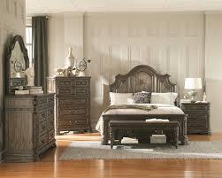 King Bed Bedroom Set Coaster Carlsbad King Bedroom Group Coaster Fine Furniture