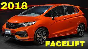 2018 honda fit interior.  2018 2018 honda jazzfit facelift intended honda fit interior