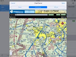 Ipad Vfr Charts Aeroweather Now Featuring Iflightplanner Airports Vfr Ifr
