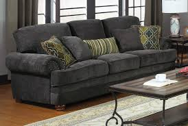 Colton Grey Sofa from Coaster (504401) | Coleman Furniture