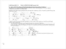 balancing equations worksheet 1 best of writing and formula images 2 27 answer key works