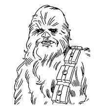 Star Wars Kleurplaten Luke Skywalker