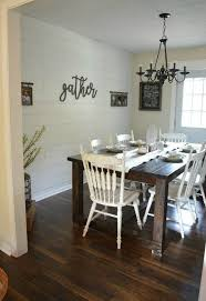 dining room wall decorating ideas: s make your dining room look amazing for  build your own shiplap wall