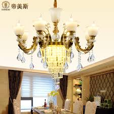 get ations luxury crystal lamp living room full of natural marble lamps all copper upscale jade crystal chandelier