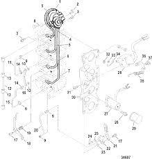 Mercury mariner 40 italy 45 bodensee 50 50 bigfoot 4 stroke carburetor