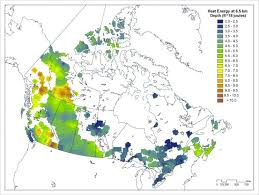 geothermal energy map. Perfect Map A Map Of The Geothermal Resource In Canada From June 2011 Report Geothermal  Energy Resource Potential Canada Intended Map S