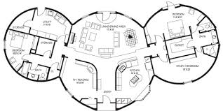 Deltec Homes- Floorplan Gallery | Round Floorplans | Custom Floorplans   Round House PlansSquare House ...