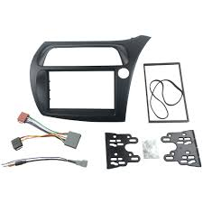 compare prices on honda civic radio wiring online shopping buy Honda Radio Wiring Harness double din radio fascia for honda civic rhd with wiring harness antenna stereo panel dash installation honda radio wiring harness diagram