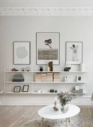 Home office with String system | check out the IKEA modular shelves ...