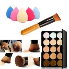 get ations hot moisturizer 15 color professional makeup camouflage concealer palette natural concealer for brighten oil control